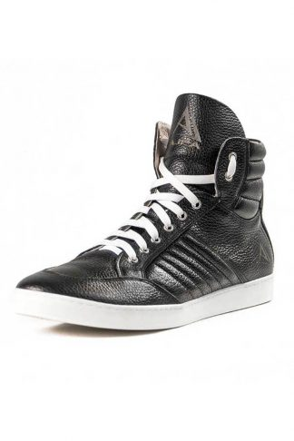 buty ajpa sneakers black