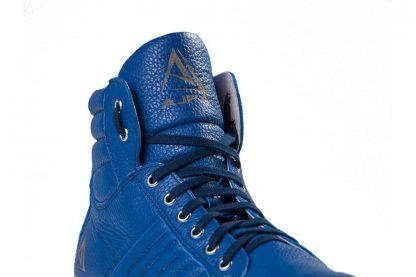 buty ajpa sneakers blue 2