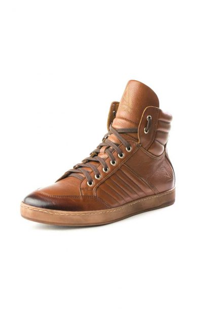buty ajpa sneakers cowboy brown 3