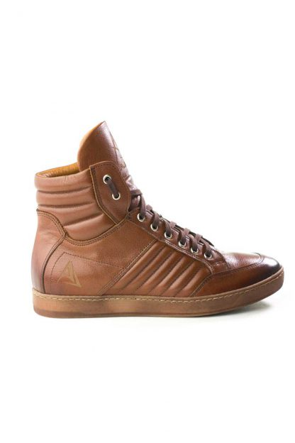 buty ajpa sneakers cowboy brown 5