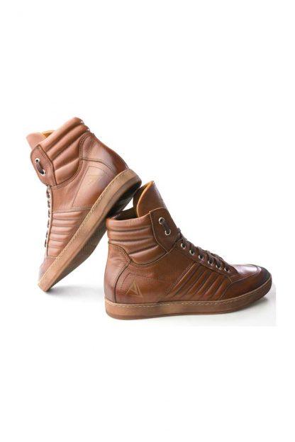 buty ajpa sneakers cowboy brown 7