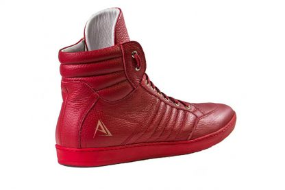 buty ajpa sneakers red 1