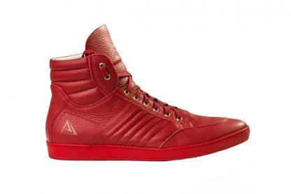 buty ajpa sneakers red 2