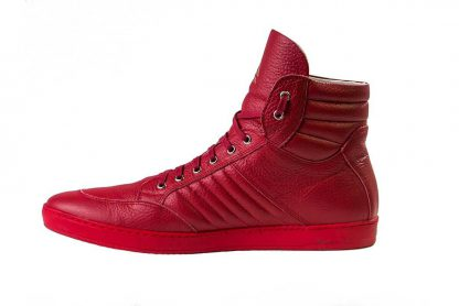 buty ajpa sneakers red 3