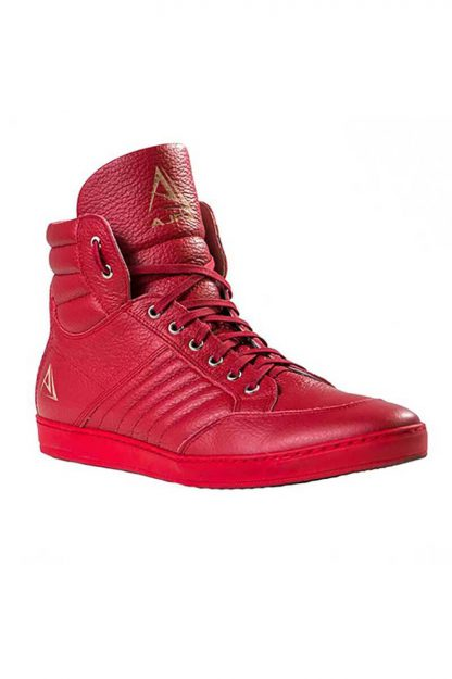 buty sneakers ajpa red