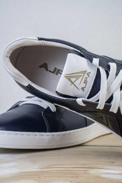 ajpa low cut navy blue 8