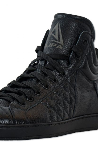 Ajpa mid quilted black 10