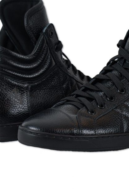 Ajpa mid quilted black 11
