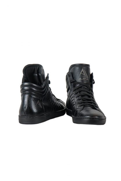 Ajpa mid quilted black 3