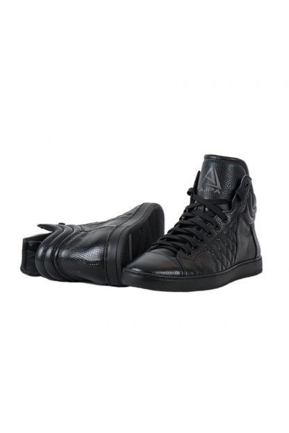 Ajpa mid quilted black 9