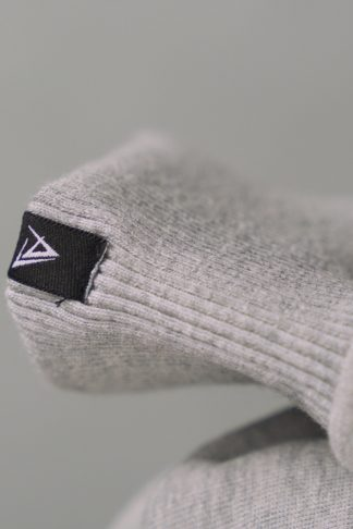 AJPA Bluza z kapturem logo